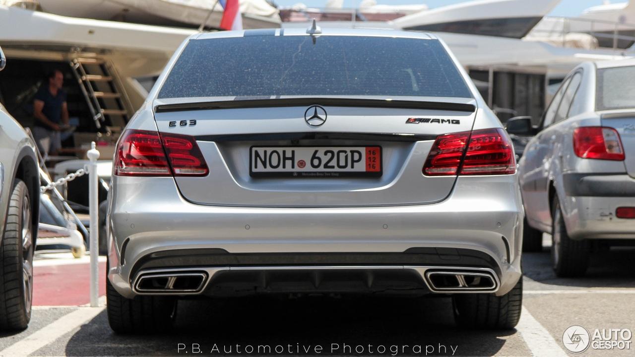 Mercedes Benz E 63 Amg S W212 8 August 2016 Autogespot