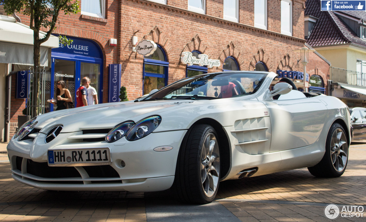 Mercedes benz slr mclaren roadster 8 august 2016 for Mercedes benz slr mclaren price