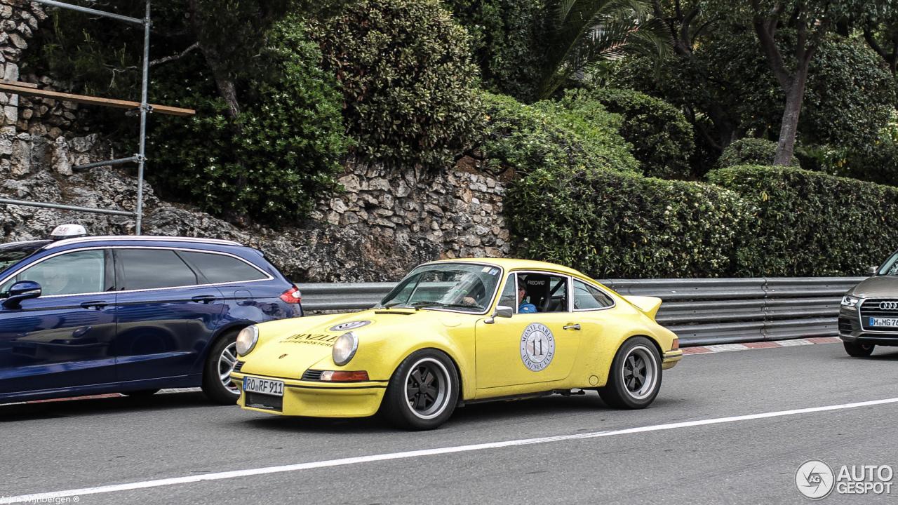 Porsche 911 Carrera Rsr 2 8 8 August 2016 Autogespot