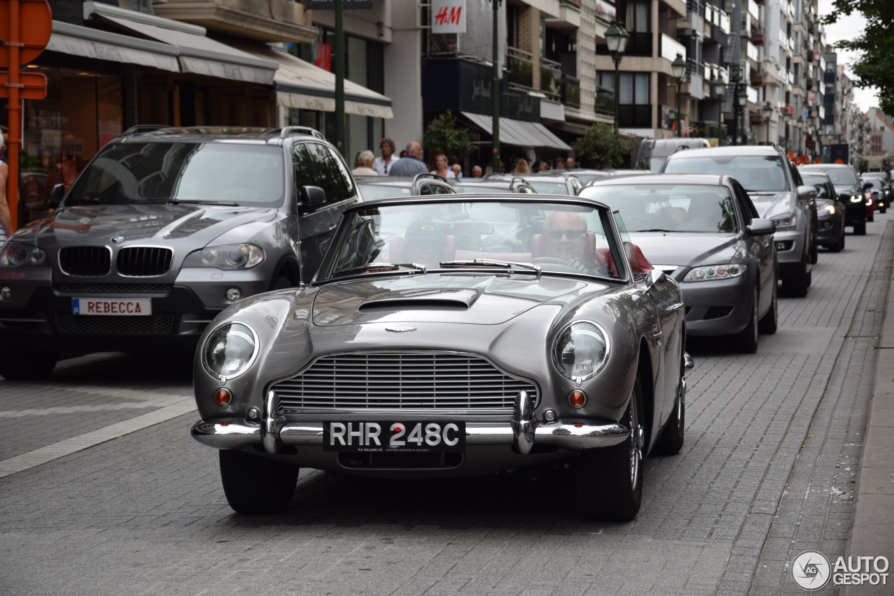 aston martin db5 vantage convertible 9 august 2016 autogespot. Cars Review. Best American Auto & Cars Review