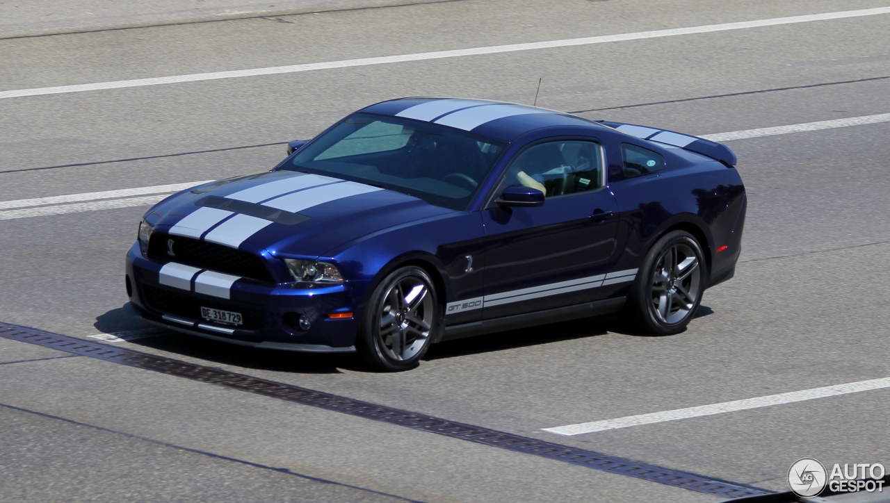Ford Mustang Shelby Gt500 2010 9 August 2016 Autogespot