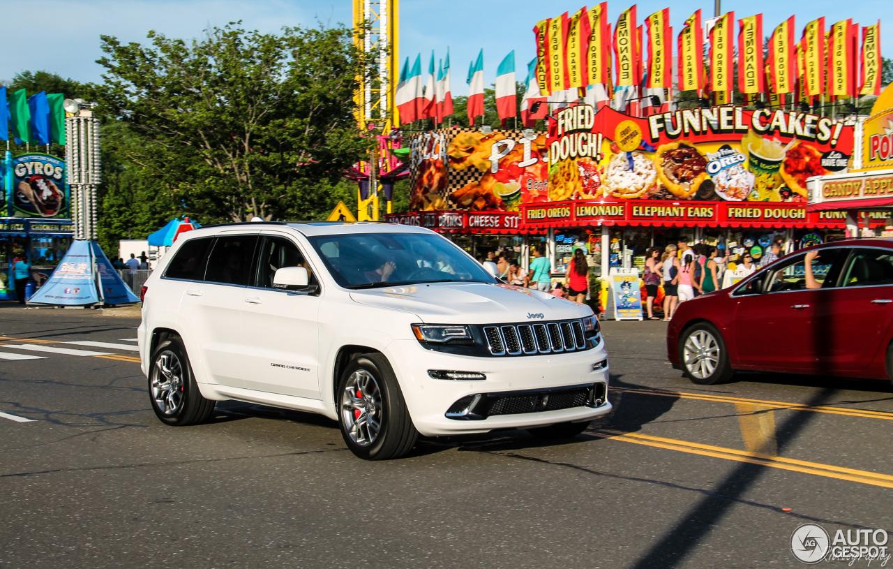 jeep grand cherokee srt 8 2013 9 augustus 2016 autogespot. Black Bedroom Furniture Sets. Home Design Ideas