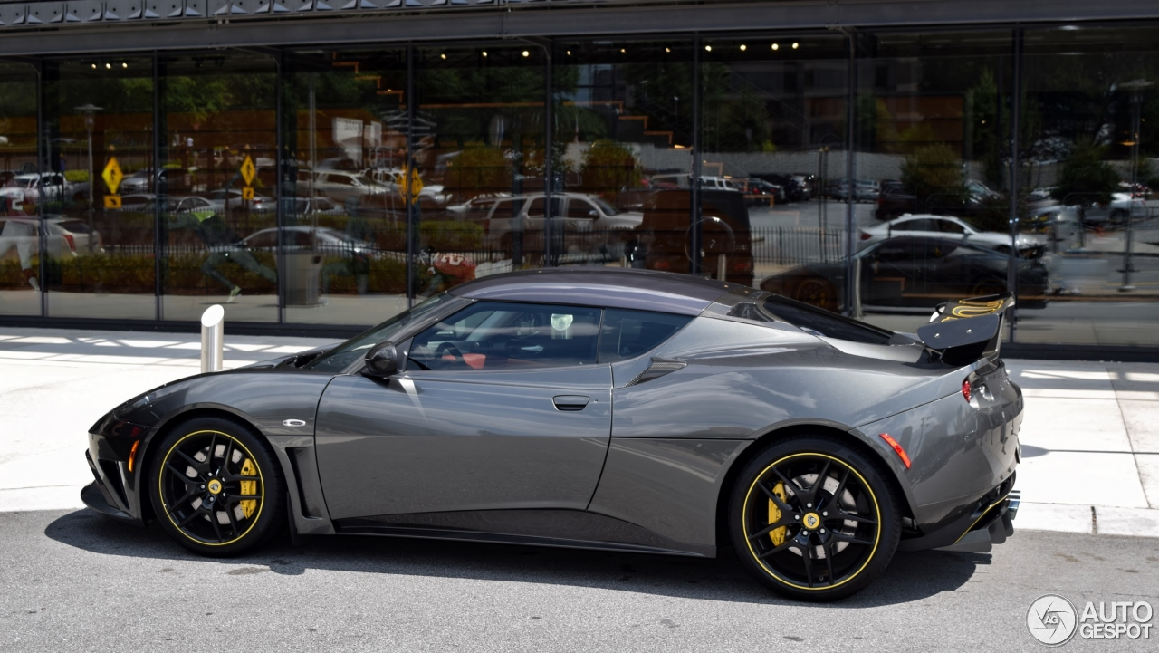 Lotus Mansory Evora S 9 August 2016 Autogespot