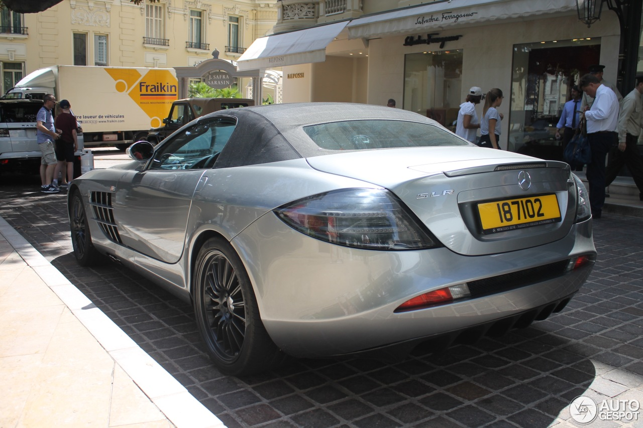 mercedes benz slr mclaren roadster 722 s 9 august 2016 autogespot. Cars Review. Best American Auto & Cars Review