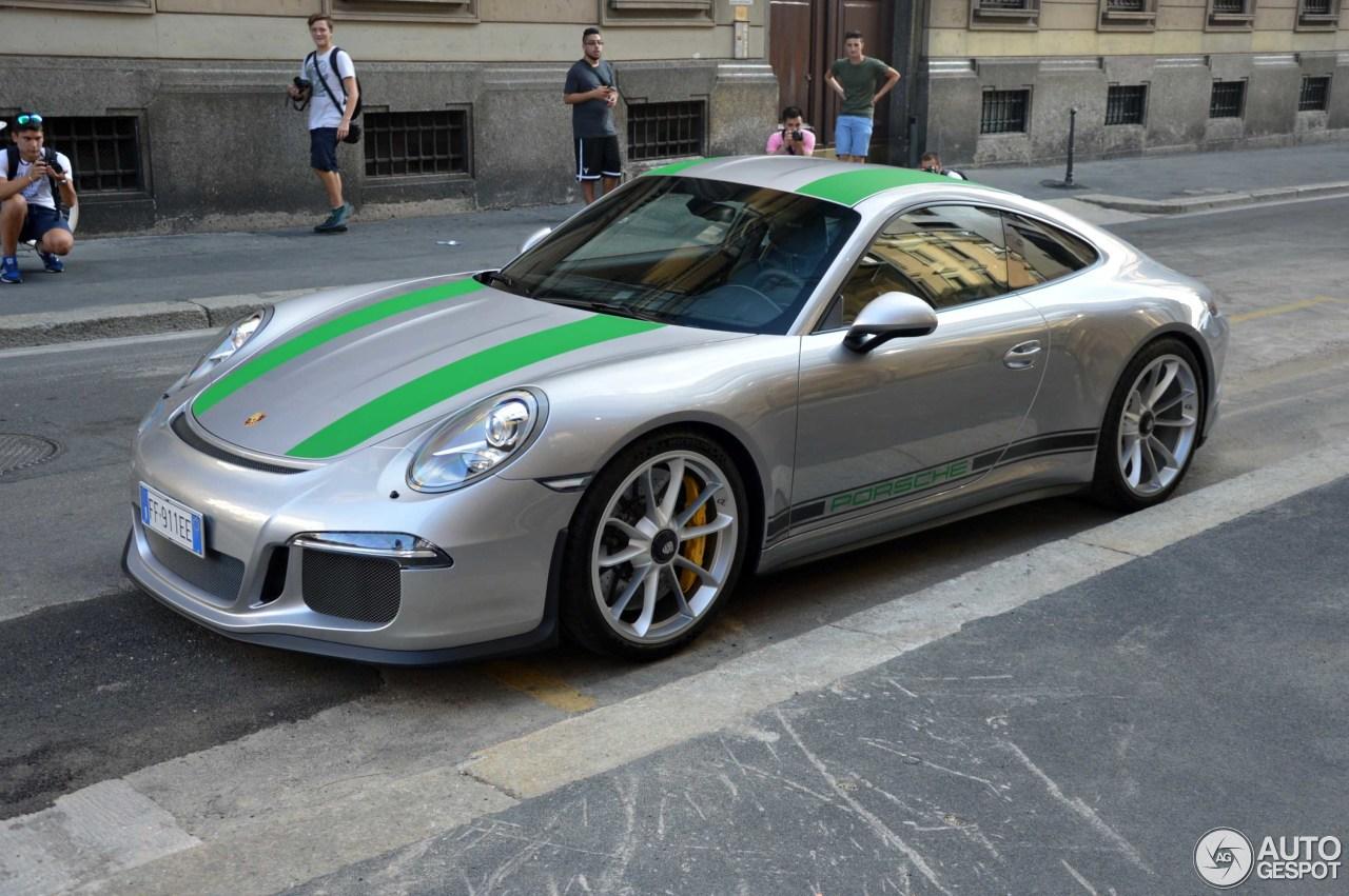 911R For Sale >> Porsche 911 R - 9 August 2016 - Autogespot