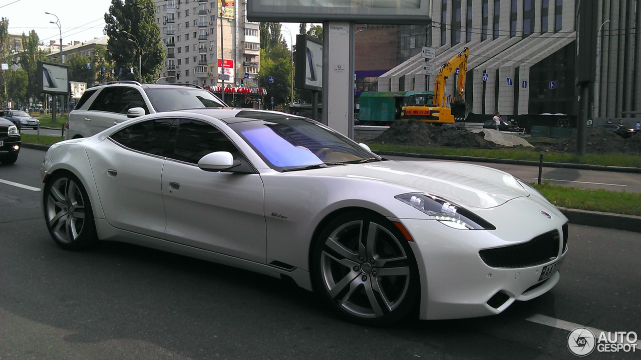 Fisker Karma - 10 August 2016 - Autogespot