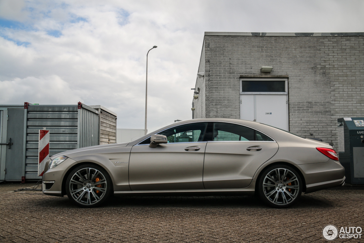 Mercedes benz cls 63 amg c218 11 august 2016 autogespot for Mercedes benz cls550 for sale by owner