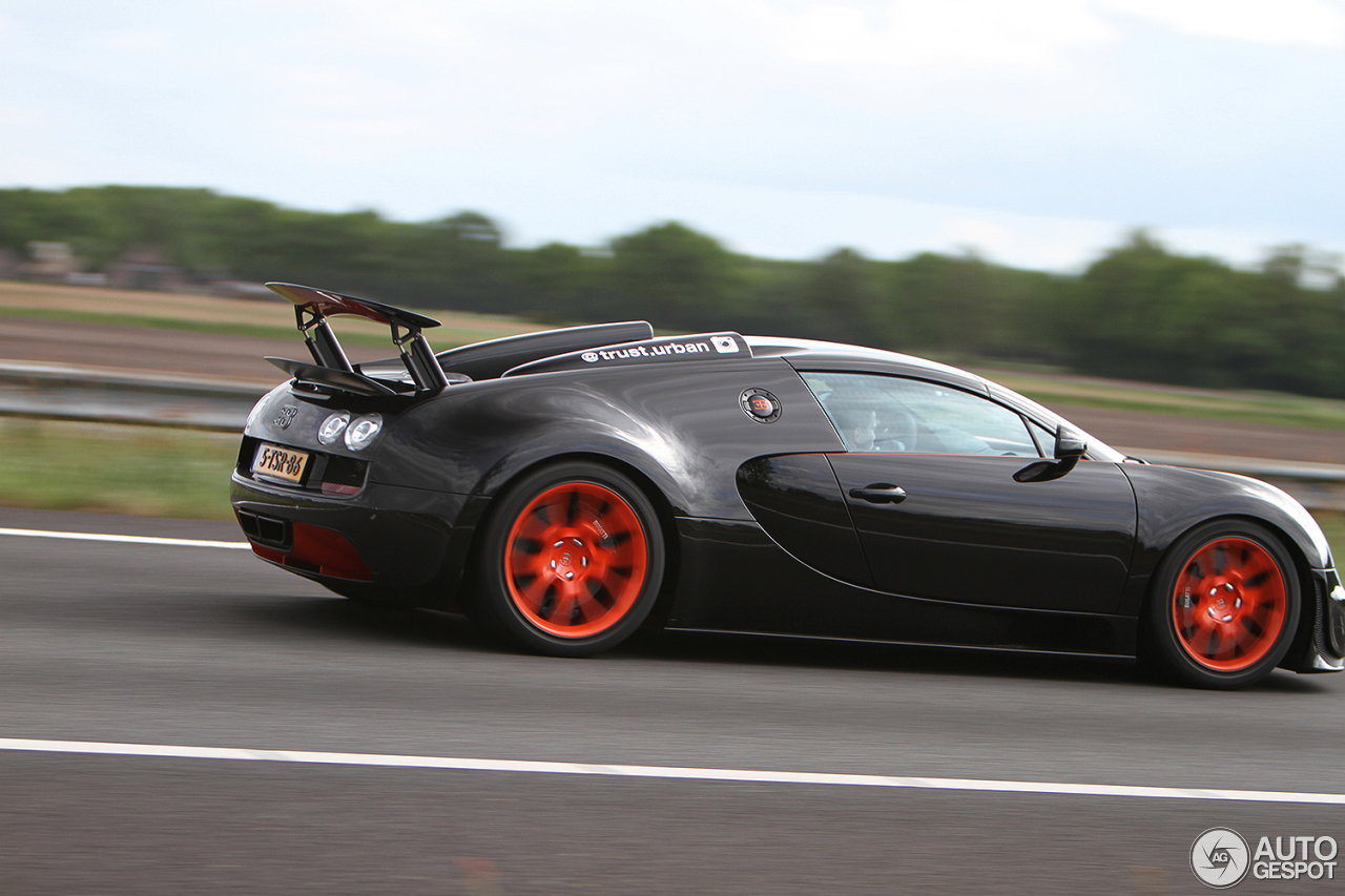bugatti veyron 16 4 grand sport vitesse world record car edition 12 august. Black Bedroom Furniture Sets. Home Design Ideas