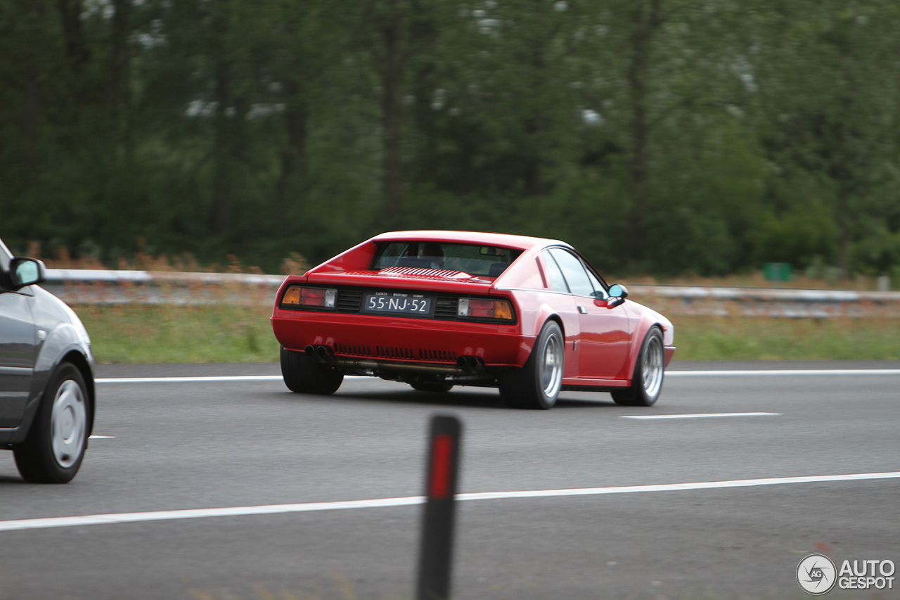 Lancia Beta Montecarlo Turbo - 12 August 2016