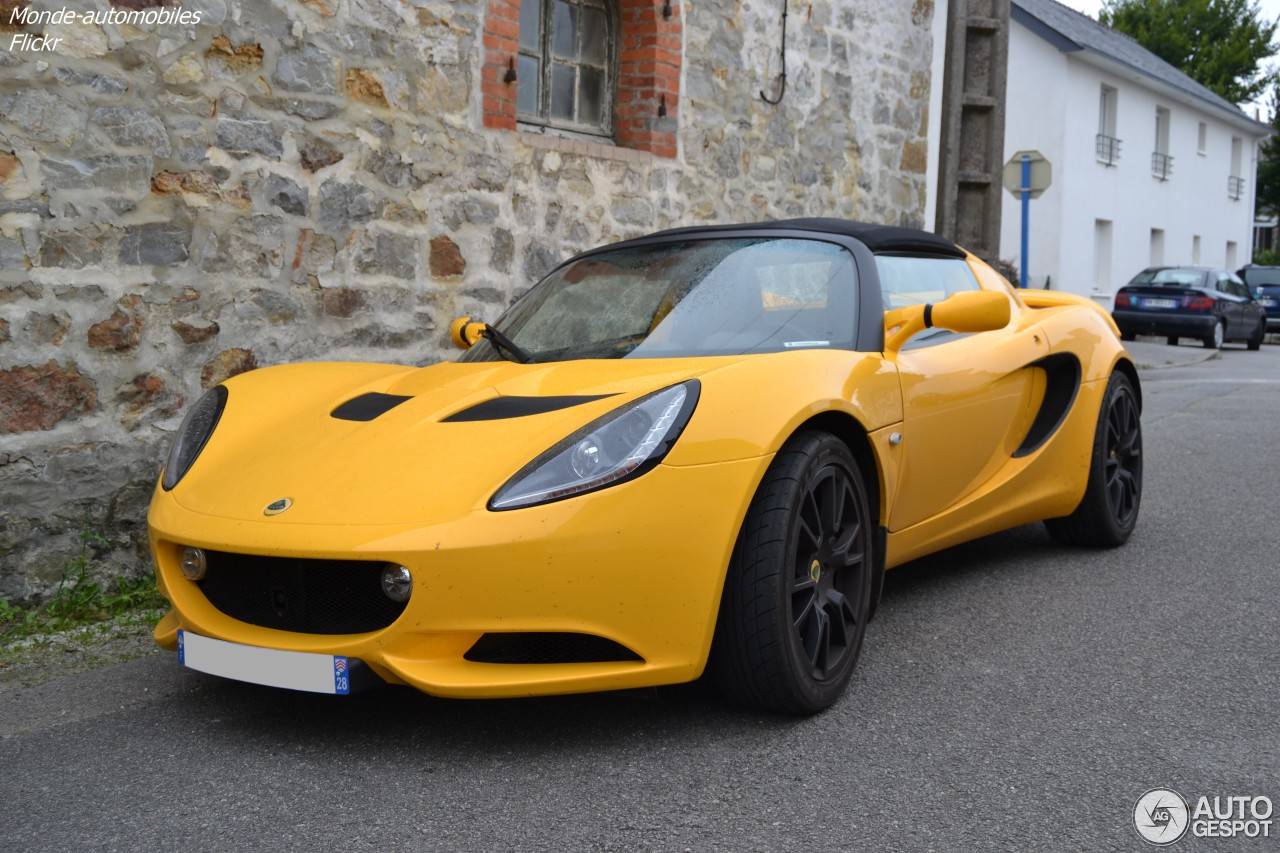 lotus elise s3 sc 12 august 2016 autogespot. Black Bedroom Furniture Sets. Home Design Ideas