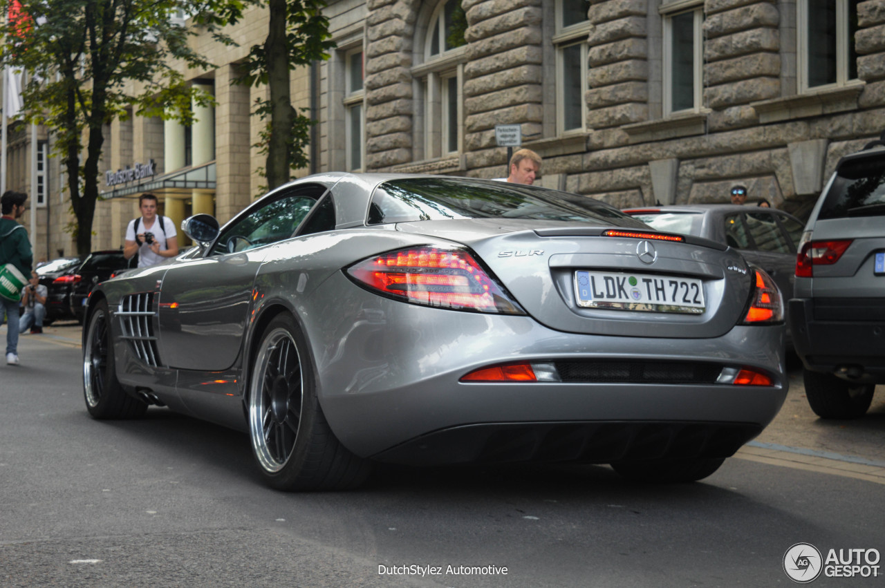 Mercedes benz slr mclaren 722 edition 12 august 2016 for Mercedes benz slr mclaren price