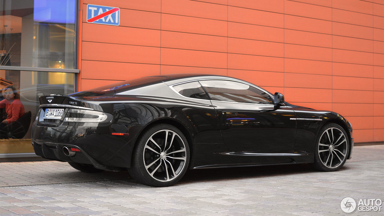 aston martin dbs 13 august 2016 autogespot. Black Bedroom Furniture Sets. Home Design Ideas