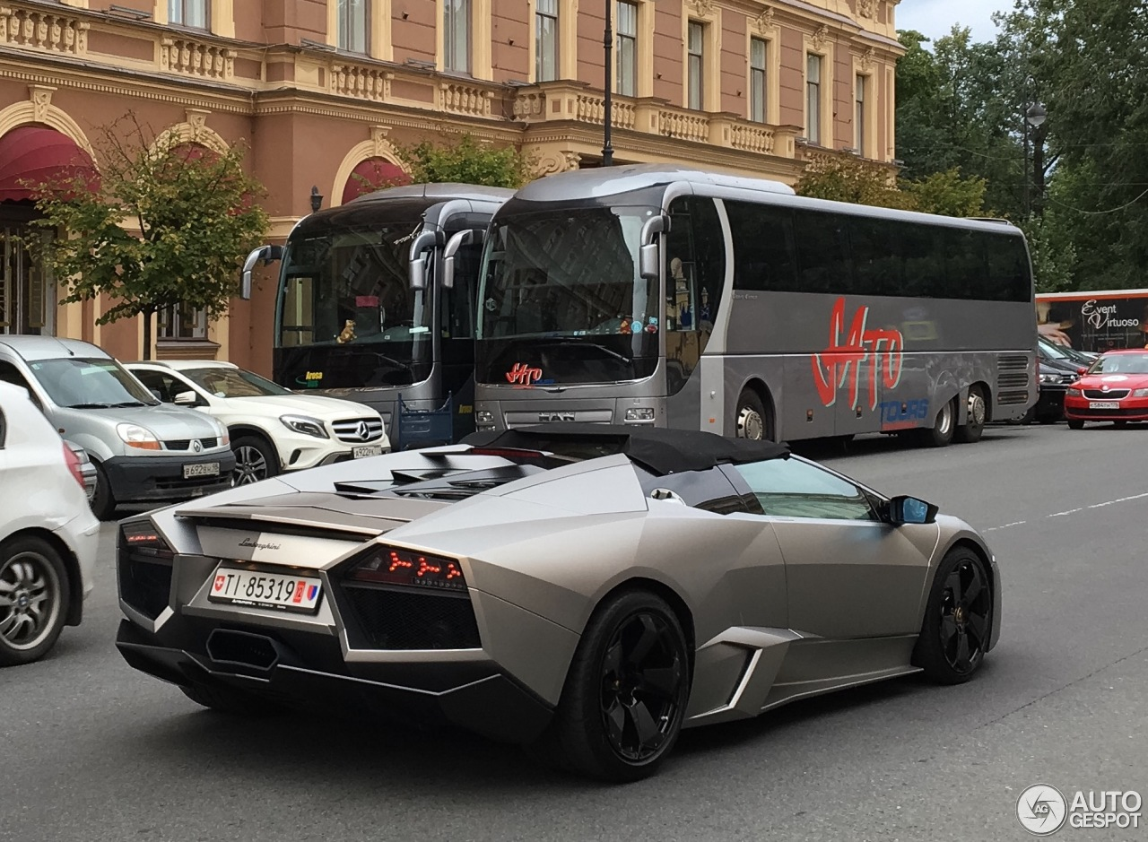 Lamborghini Reventon Roadster 13 August 2016 Autogespot