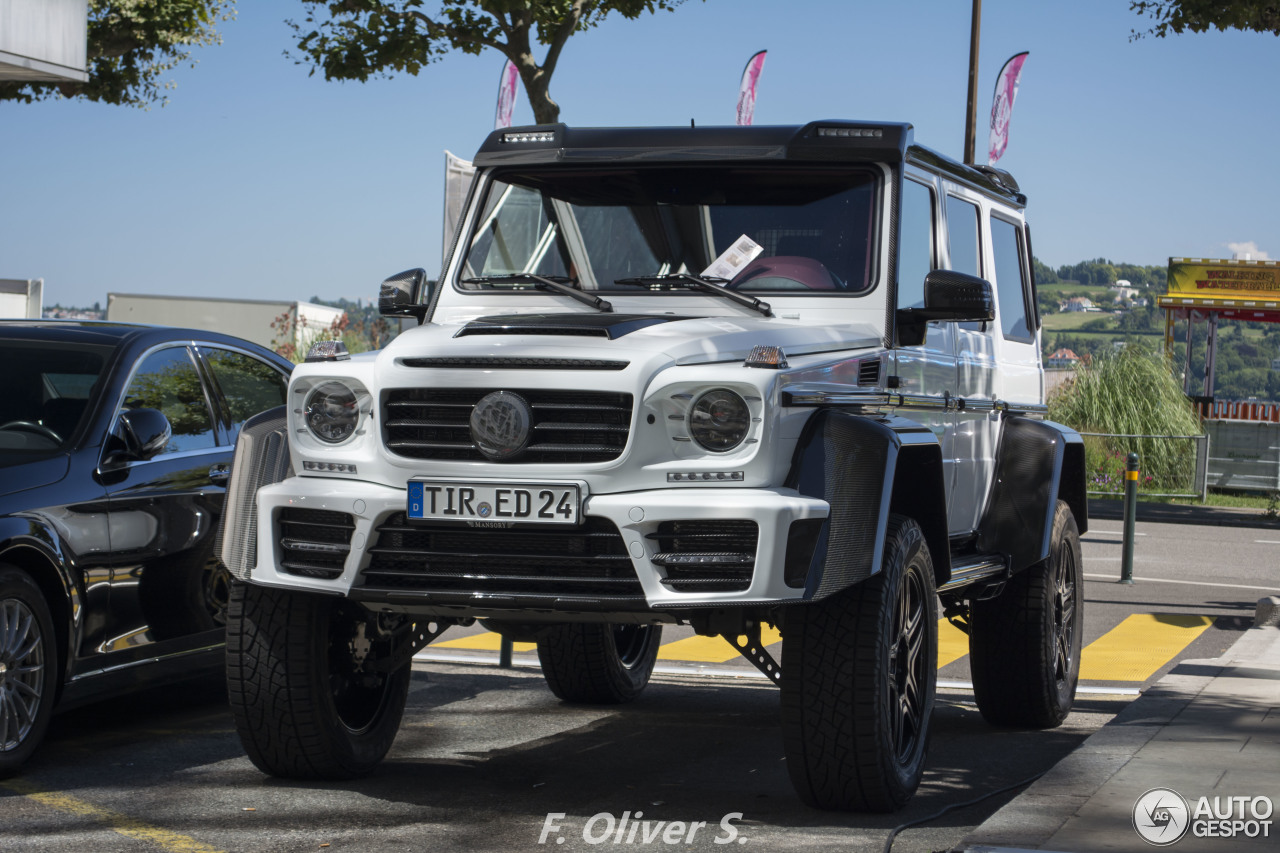 Mercedes benz mansory gronos g 500 4x4 13 augustus 2016 for Mercedes benz 4 x 4