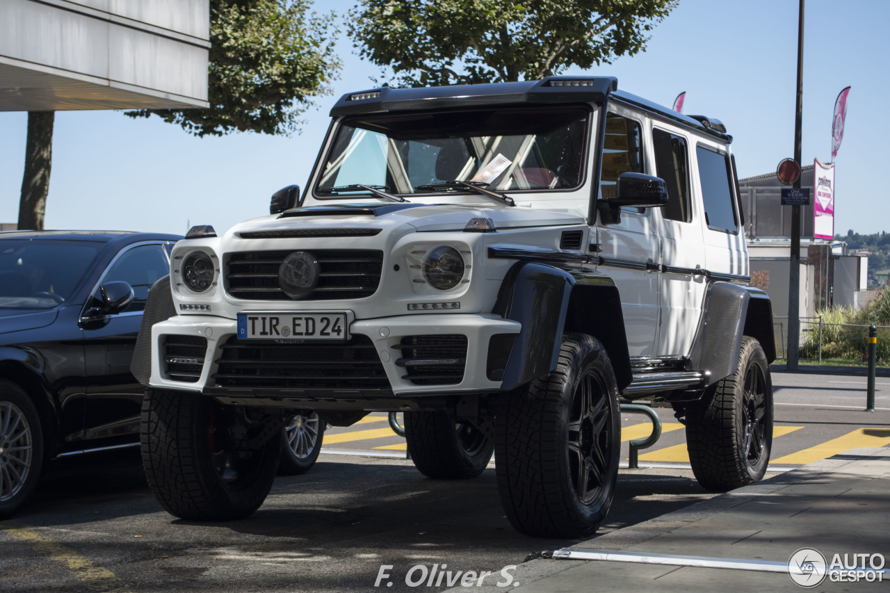 Mercedes benz mansory gronos g 500 4x4 13 august 2016 for Mercedes benz g 500