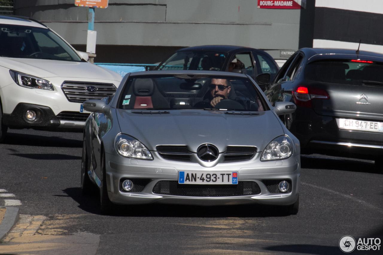 Mercedes benz slk 55 amg r171 13 august 2016 autogespot for 2016 amg slk55 mercedes benz