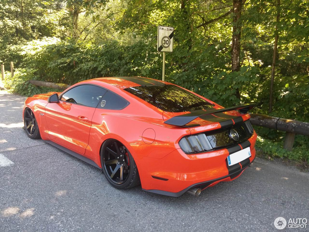Ford Mustang GT 2015 - 14 August 2016 - Autogespot