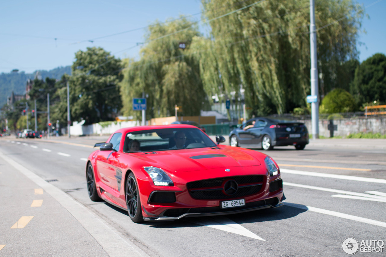 mercedes benz domanig sls amg black series 14 august 2016. Cars Review. Best American Auto & Cars Review