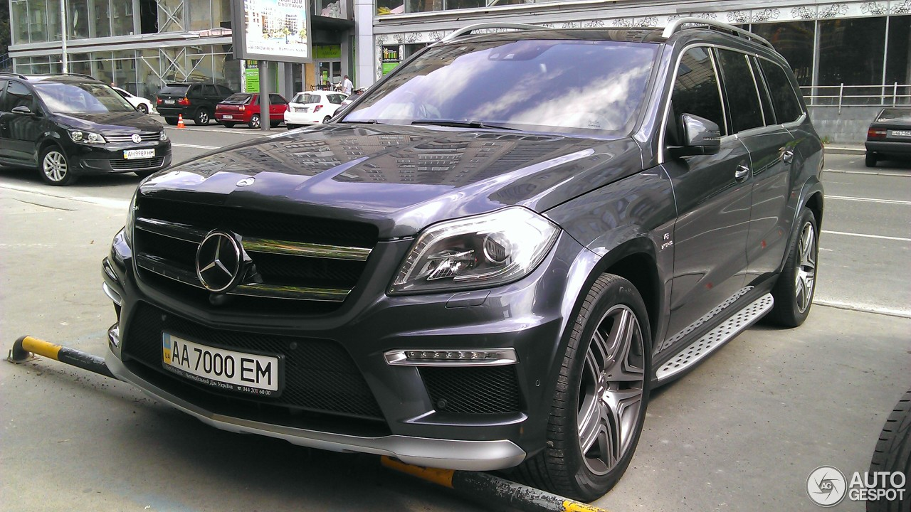mercedes benz gl 63 amg x166 14 august 2016 autogespot. Black Bedroom Furniture Sets. Home Design Ideas