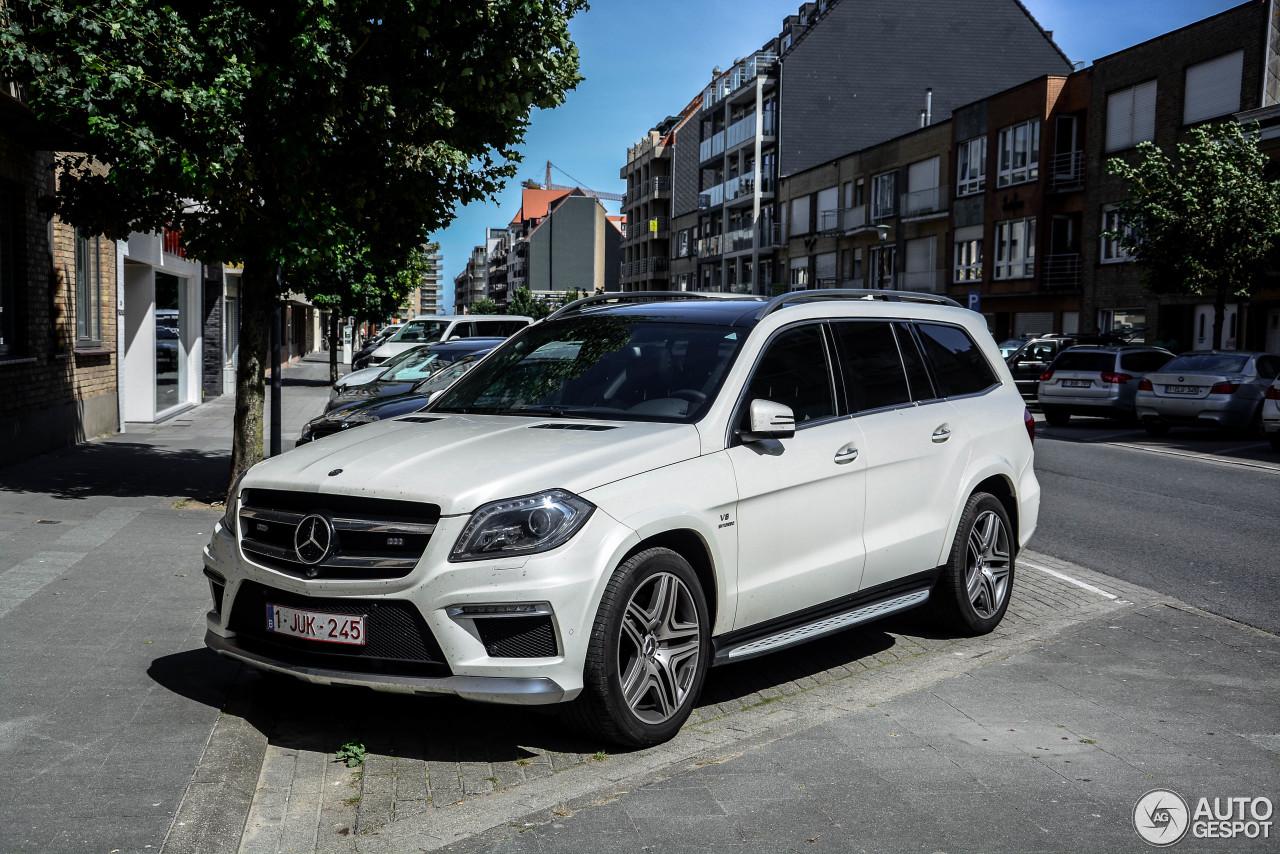 Mercedes benz gl 63 amg x166 14 august 2016 autogespot for 2016 mercedes benz gl