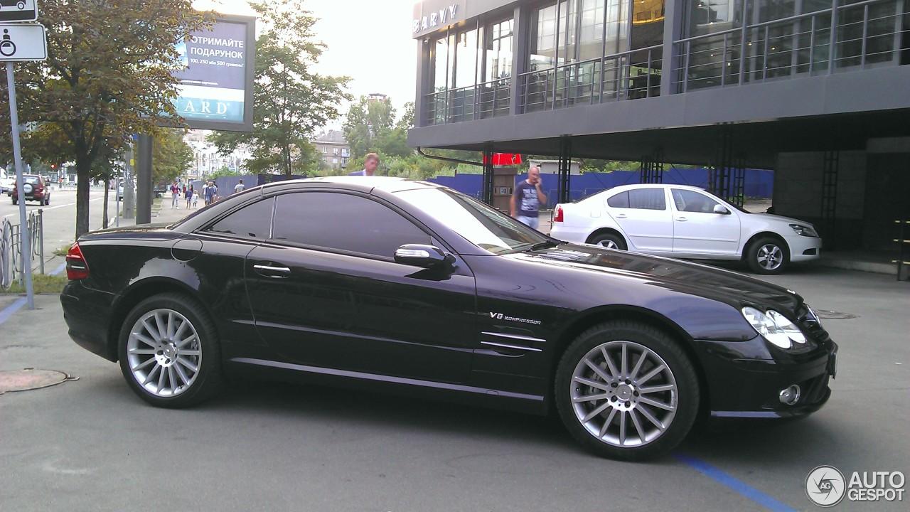 Mercedes benz sl 55 amg r230 14 august 2016 autogespot for Mercedes benz sl550 amg price