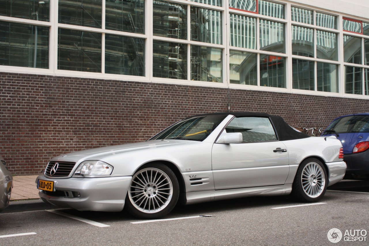 Image gallery sl70 amg for Mercedes benz sl500 amg