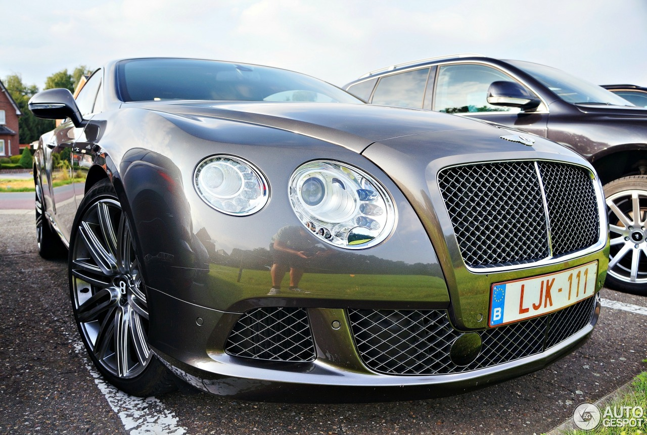 bentley continental gt speed 2012 15 august 2016 autogespot. Black Bedroom Furniture Sets. Home Design Ideas