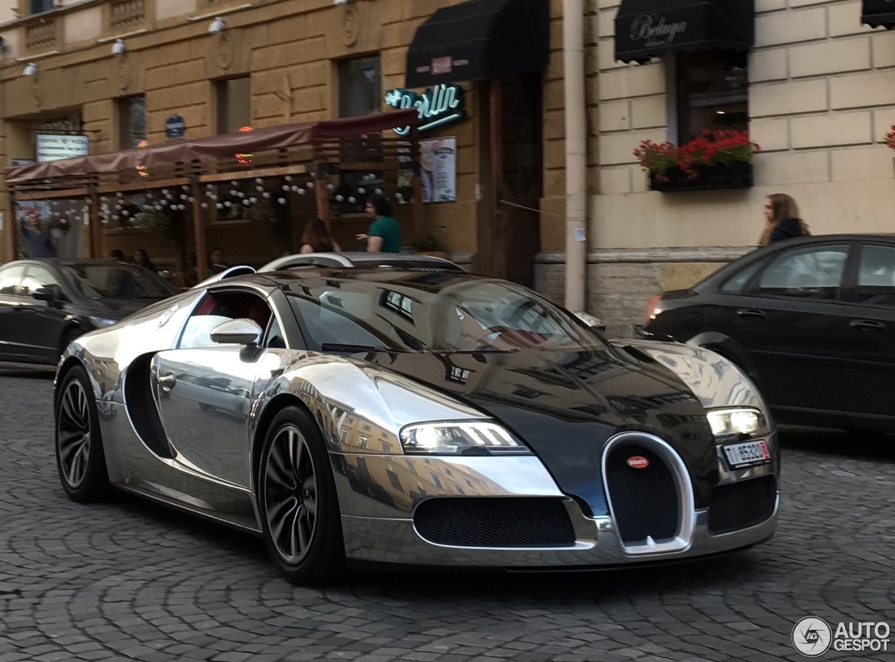 bugatti veyron 16 4 grand sport 15 august 2016 autogespot. Black Bedroom Furniture Sets. Home Design Ideas