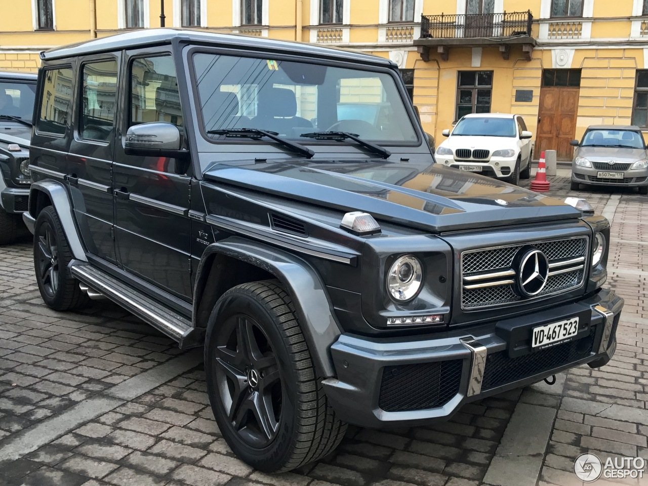 mercedes benz g 65 amg 15 august 2016 autogespot