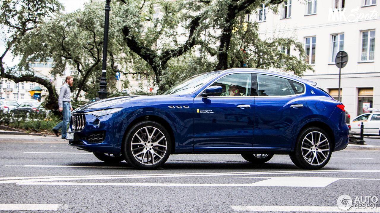 maserati levante s 16 august 2016 autogespot. Black Bedroom Furniture Sets. Home Design Ideas