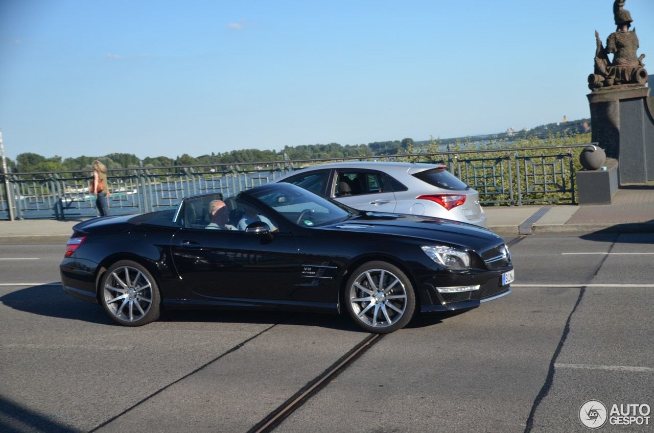 mercedes benz sl 63 amg r231 23 august 2013 autogespot best car review. Black Bedroom Furniture Sets. Home Design Ideas