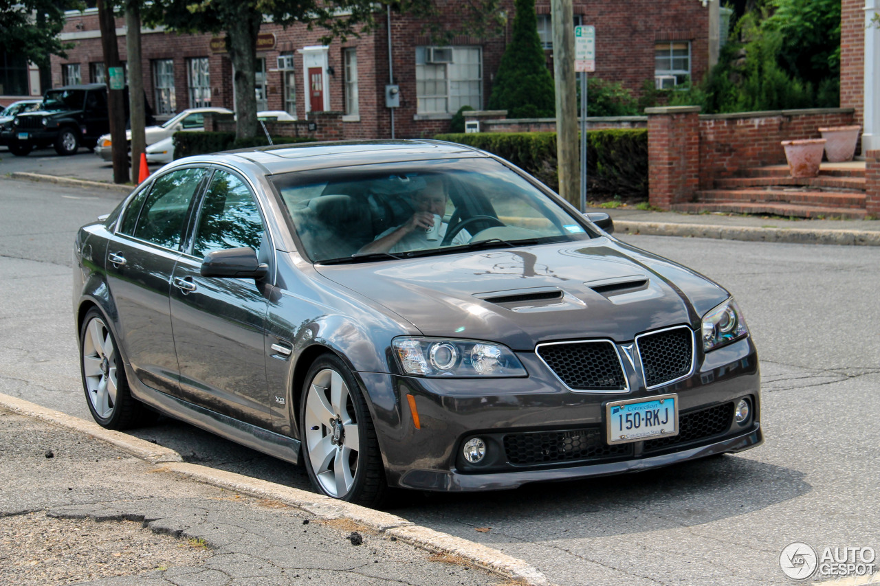 Pontiac G8 Gt 16 August 2016 Autogespot