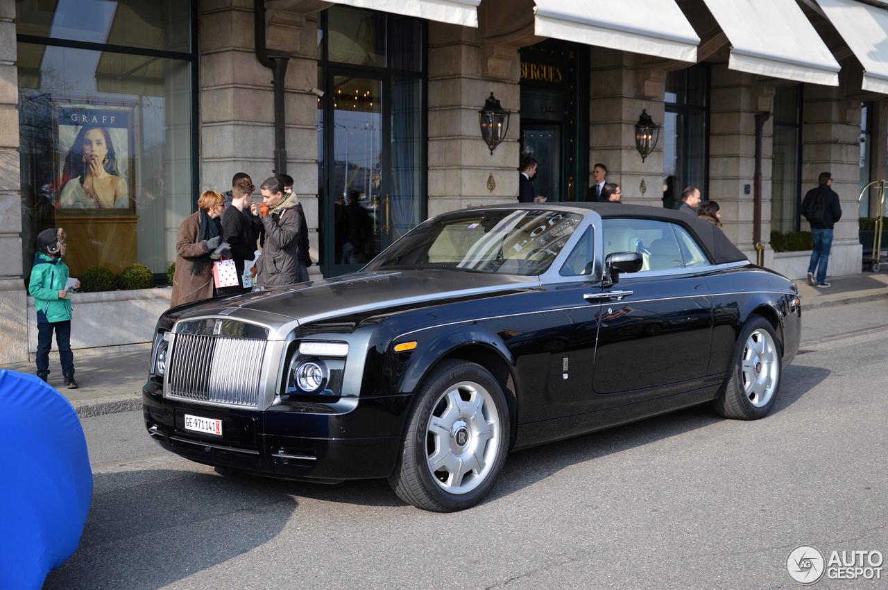 Rolls Royce Phantom Drophead Coupe 16 August 2016 Autogespot