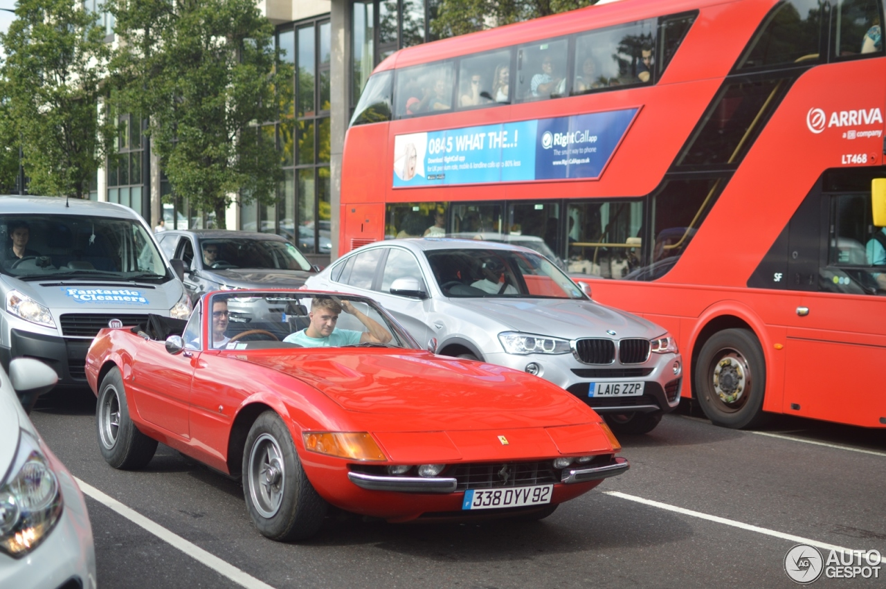 ferrari 365 gts 4 daytona 17 august 2016 autogespot. Cars Review. Best American Auto & Cars Review