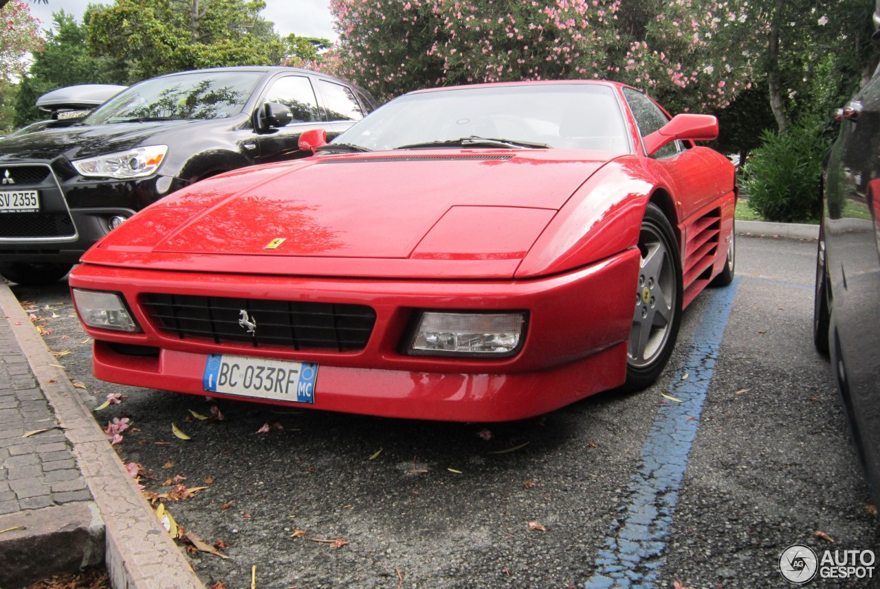 ferrari 348 ts 18 august 2016 autogespot. Black Bedroom Furniture Sets. Home Design Ideas