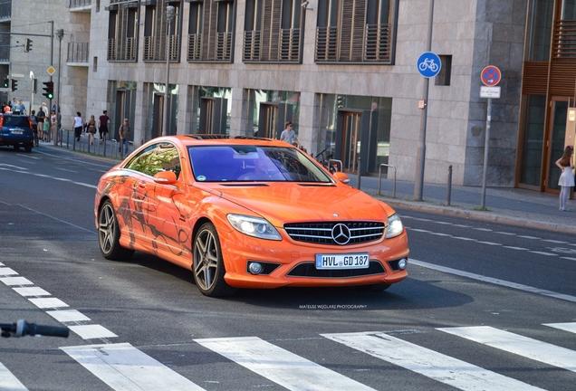 Mercedes-Benz CL 65 AMG C216
