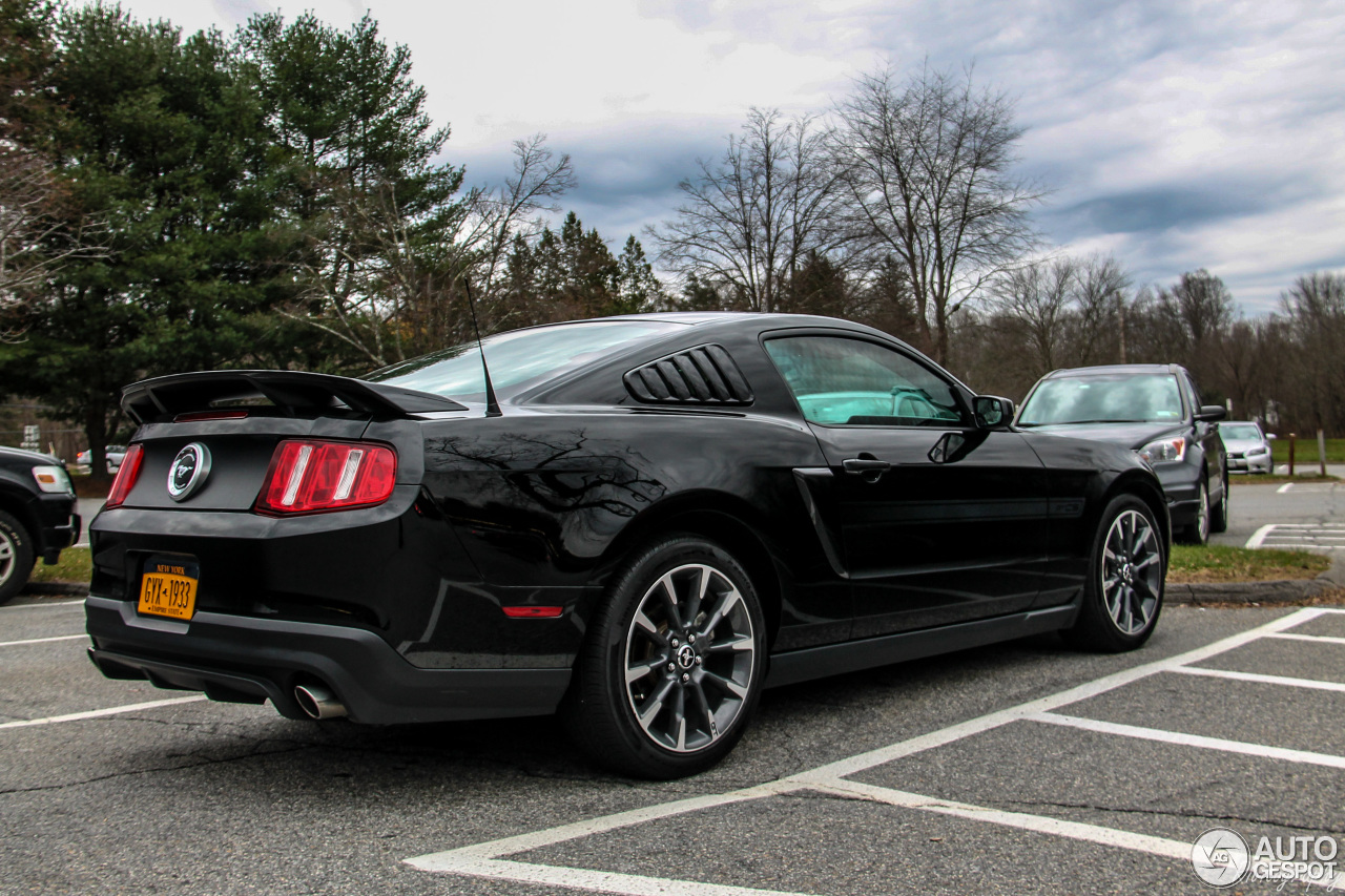 Ford Mustang Gt California Special 2012 19 August 2016