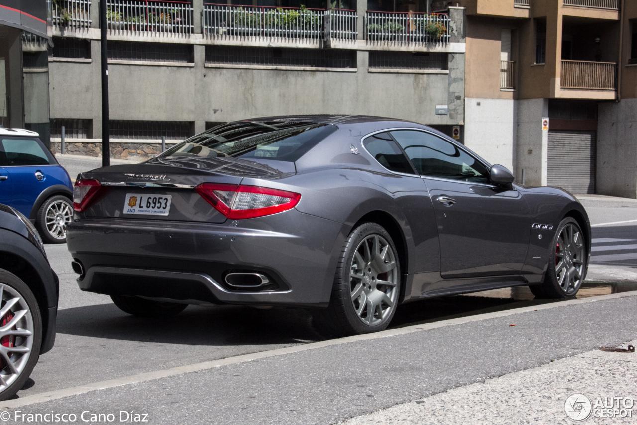 Maserati granturismo s 19 agosto 2016 autogespot for A salon aurora mo
