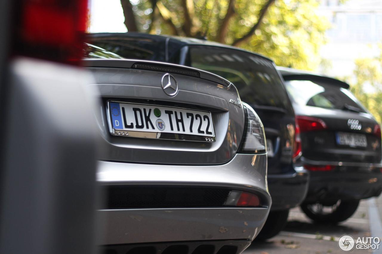 Mercedes Benz Slr Mclaren 722 Edition 19 August 2016
