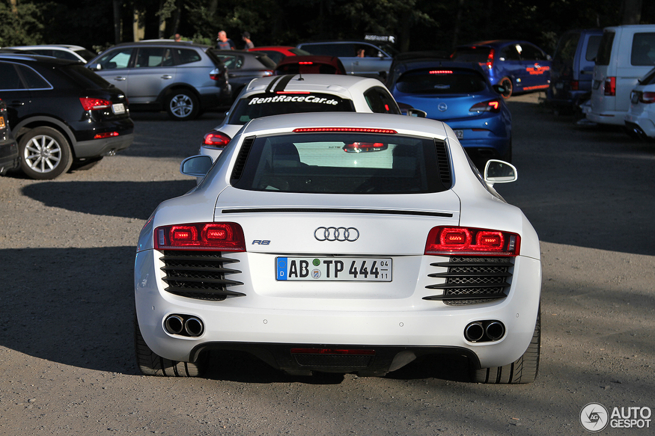 2008 audi r8 0 to 60 11