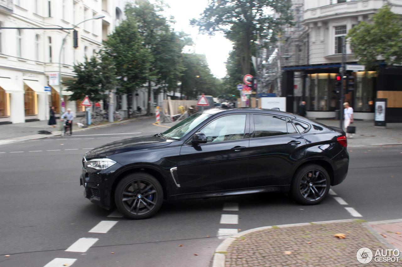 Bmw X6 M F86 20 August 2016 Autogespot