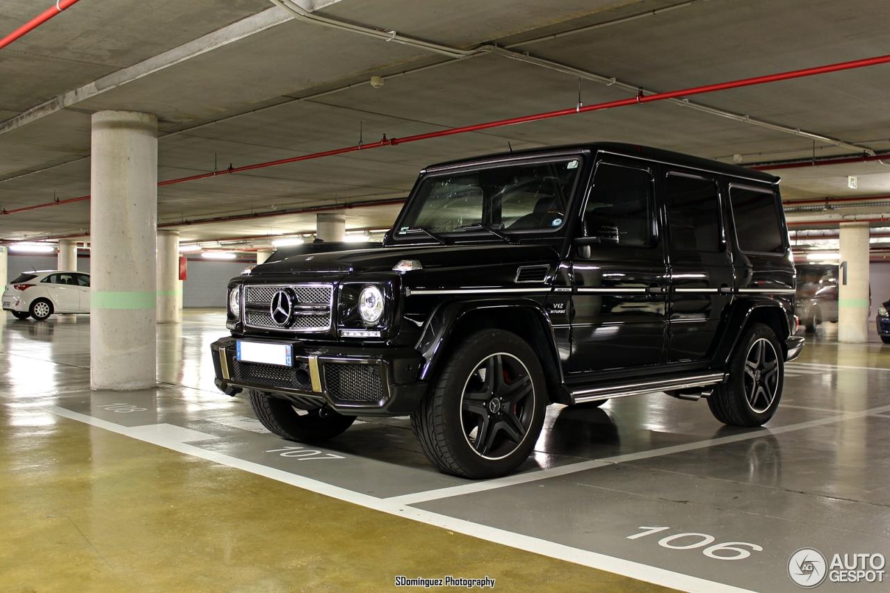 Mercedes benz g 65 amg 20 augustus 2016 autogespot for Mercedes benz g 65 amg