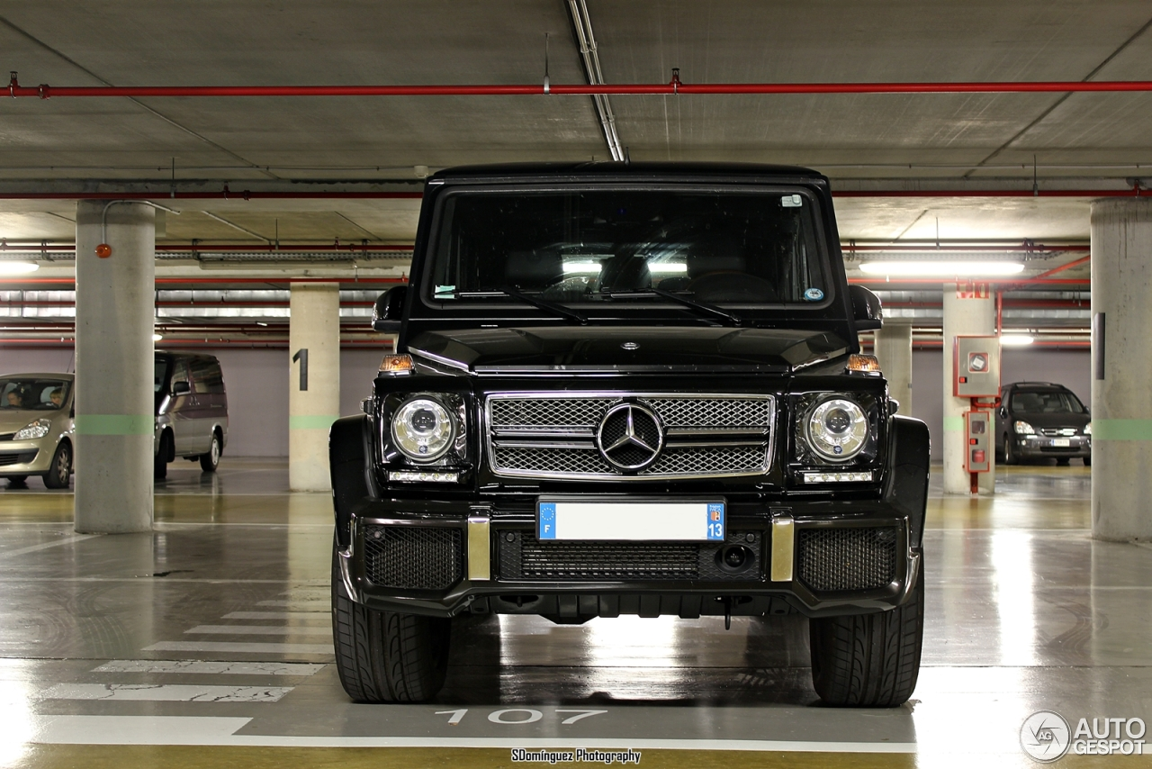 Mercedes benz g 65 amg 20 agosto 2016 autogespot for Mercedes benz g 65 amg