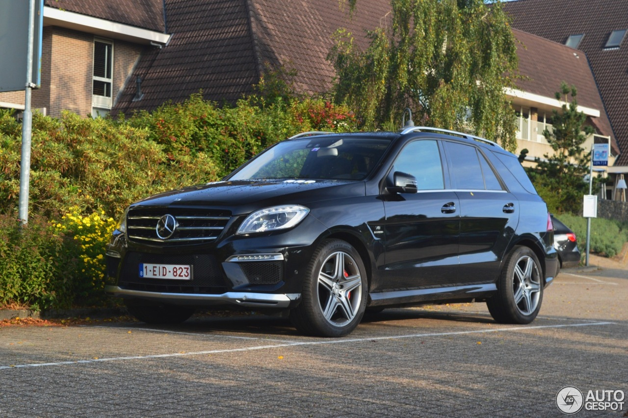 Mercedes benz ml 63 amg w166 20 august 2016 autogespot for Mercedes benz westminster colorado