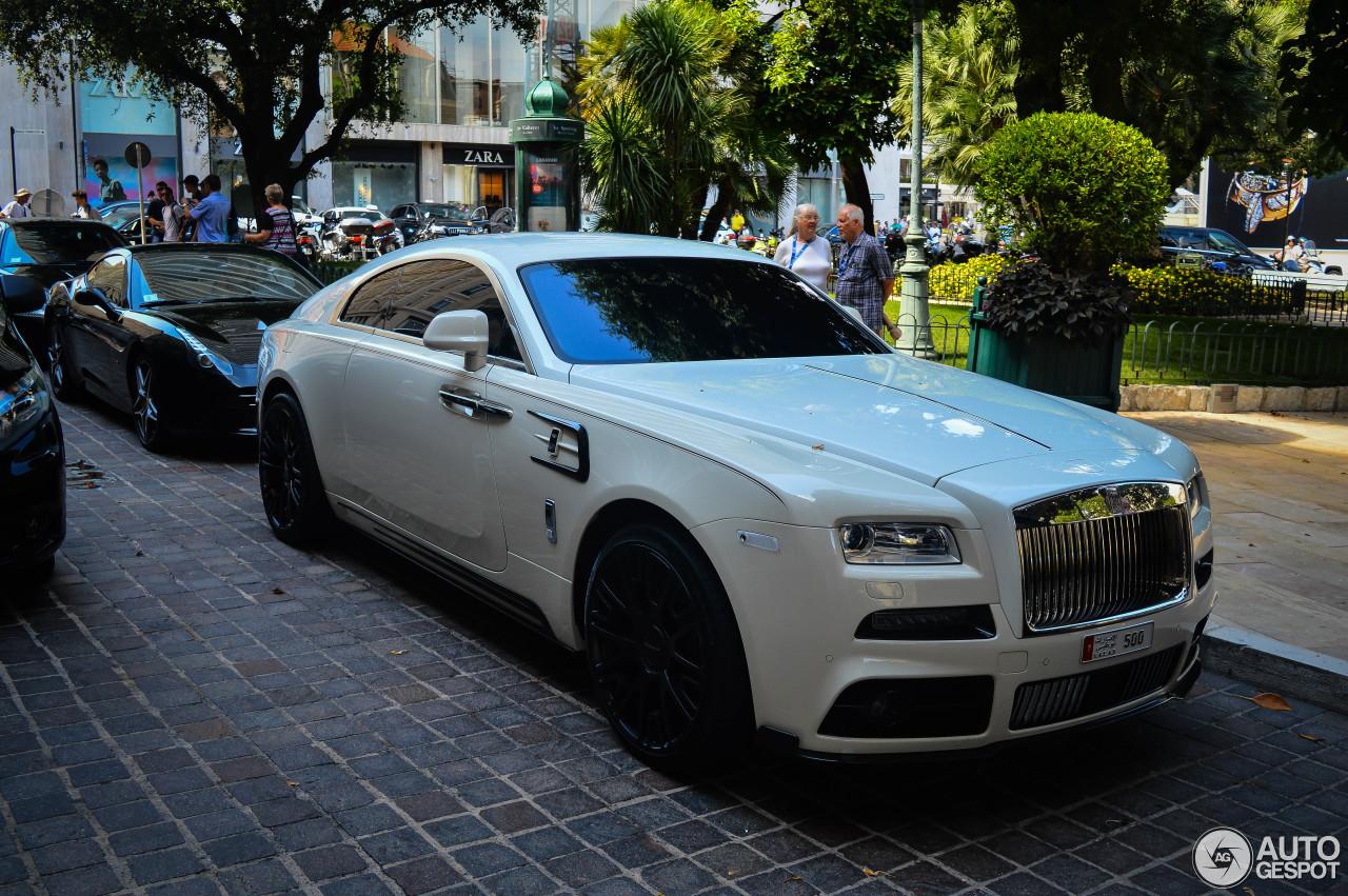 Mansory Rolls Royce Wraith Price >> Rolls-Royce Mansory Wraith - 20 August 2016 - Autogespot