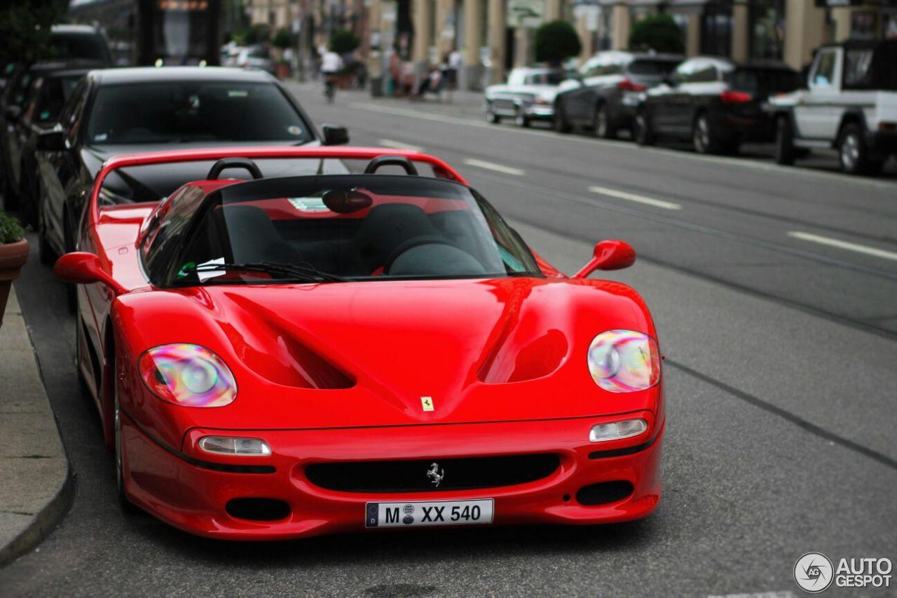 Ferrari F50 For Sale >> Ferrari F50 - 21 August 2016 - Autogespot
