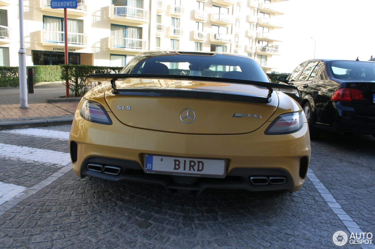 mercedes benz sls amg black series 21 august 2016 autogespot. Cars Review. Best American Auto & Cars Review