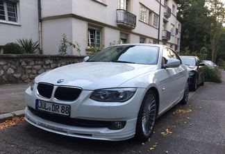 Alpina D3 Bi-turbo Sedan 2009