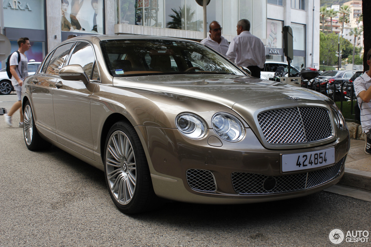 bentley continental flying spur speed 22 august 2016 autogespot. Cars Review. Best American Auto & Cars Review