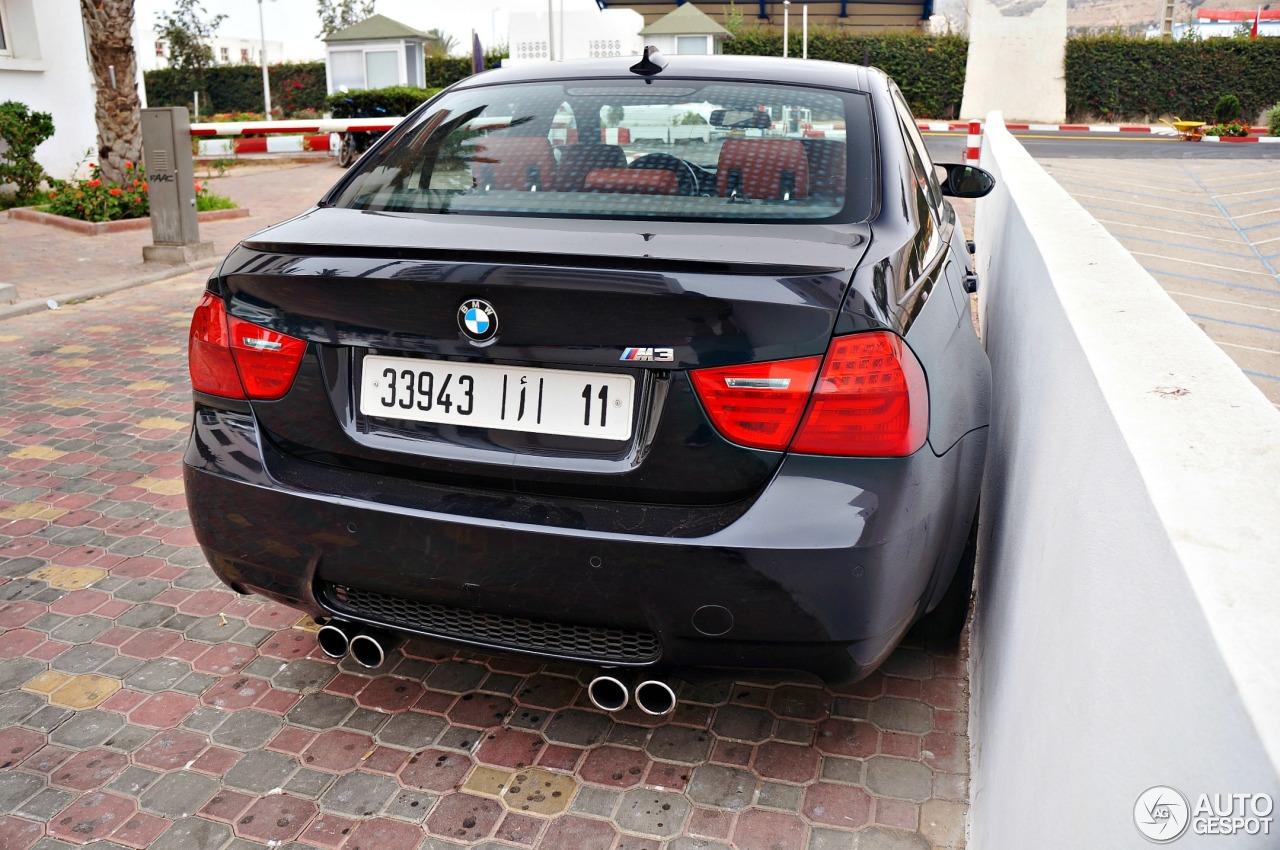 9 I BMW M3 E90 Sedan 2009 9